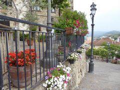 夏の優雅な南イタリア周遊旅行♪ Vol251(第13日) ☆Agropoli:美しいアグロポリ 古城から旧市街へ優雅に歩く♪