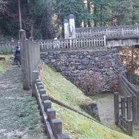 八王子城跡散策 2007/01/27