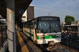 2016年9月紀勢本線の旅5(御坊駅から紀州鉄道乗車)