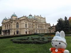 グーちゃん、ポーランドへ行く!(クラクフ/道に迷っても楽しいね!この街は!編)