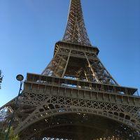 初めてのヨーロッパ、ロンドン・パリとベルサイユ (パリ編)