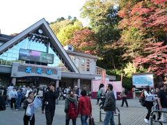 秋の八王子さんぽ 2009/11/15-26