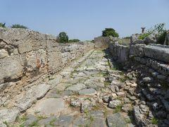 夏の優雅な南イタリア周遊旅行♪ Vol261(第14日) ☆Paestum:世界遺産パエストゥム「古代ギリシャ遺跡」 2500年の時を超えて優雅に歩く♪
