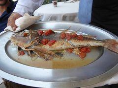 夏の優雅な南イタリア周遊旅行♪ Vol266(第14日) ☆Agropoli:アグロポリの有名リストランテ「Il Cormorano」 絶品のパスタは超うま~い♪