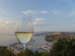 夏の優雅な南イタリア周遊旅行♪ Vol269(第14日) ☆Agropoli:アグロポリのホテル「San Francesco Resort」 絶景を眺めながら優雅なディナー♪
