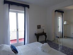 夏の優雅な南イタリア周遊旅行♪ Vol274(第15日) ☆Isola d'Ischia/S.Angelo:サンタンジェロ「Hotel Miramare Sea Resort」の素敵なジュニアスイートルーム♪