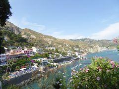 夏の優雅な南イタリア周遊旅行♪ Vol275(第15日) ☆Isola d'Ischia/S.Angelo:サンタンジェロ「Hotel Miramare Sea Resort」のParco Termaeで優雅な温泉♪