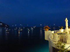 夏の優雅な南イタリア周遊旅行♪ Vol279(第15日) ☆Isola d'Ischia/S.Angelo:「Hotel Miramare Sea Resort」まったりと夜景を眺めて♪