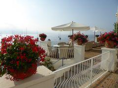 夏の優雅な南イタリア周遊旅行♪ Vol280(第16日) ☆Isola d'Ischia/S.Angelo:「Hotel Miramare Sea Resort」優雅な朝食♪