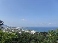 夏の優雅な南イタリア周遊旅行♪ Vol291(第16日) ☆Isola d'Ischia/Forio:美しい植物園「Giardini La Mortella」 「Ninfeo e giardin Mediterraneo」から素晴らしいパノラマ♪