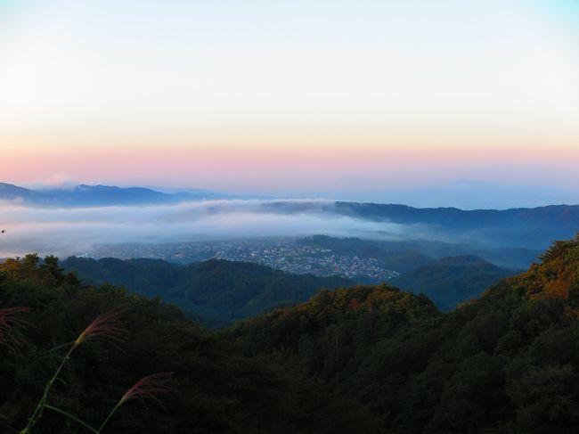 昨年9月のお話ですが、京都をぶらっとした後に、ロテル・ド・比叡に泊まり、延暦寺の早朝勤行、坂本ケーブルでお山を下りて、というようなお寺巡りをしました。