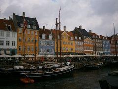 北欧3都市 気ままな女一人旅 part2  コペンハーゲン