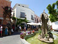 夏の優雅な南イタリア周遊旅行♪ Vol302(第16日) ☆Isola d'Ischia/Forio:光り輝く夏のフォリオ 優雅なショッピング♪