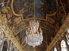 2015 フランス北西部を巡る旅(17)ブルボン王朝の栄光《ヴェルサイユ宮殿》☆Versailles