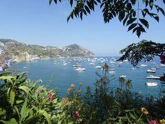 夏の優雅な南イタリア周遊旅行♪ Vol309(第16日) ☆Isola d'Ischia/S.Angelo:「Hotel Miramare Sea Resort」の「Parco Termae」へ美しい夏の風景♪