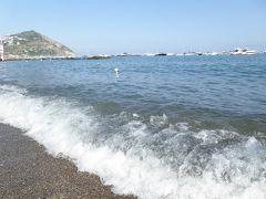 夏の優雅な南イタリア周遊旅行♪ Vol311(第16日) ☆Isola d'Ischia/S.Angelo:「Hotel Miramare Sea Resort」の「Parco Termae」 優雅に海を泳ぐ♪