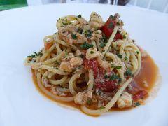 夏の優雅な南イタリア周遊旅行♪ Vol313(第16日) ☆Isola d'Ischia/S.Angelo:「Hotel Miramare Sea Resort」レストラン 優雅なディナー♪