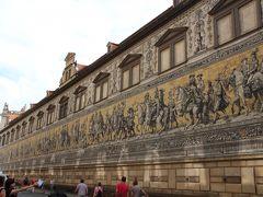 中世の街並みが響く中欧5ヶ国の旅(その4)~ドイツ・ドレスデン~