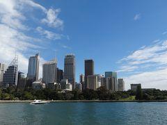 個人旅行でシドニー、ケアンズに滞在