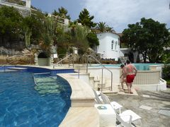 夏の優雅な南イタリア周遊旅行♪ Vol330(第17日) ☆Isola d'Ischia/S.Angelo:「Hotel Miramare Sea Resort」の「Parco Termae」で温泉と海を優雅に楽しむ♪