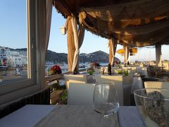夏の優雅な南イタリア周遊旅行♪ Vol333(第17日) ☆Isola d'Ischia/S.Angelo:リストランテ「Da Peppino」の優雅なディナー♪激辛パスタはうま~い♪