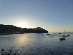 夏の優雅な南イタリア周遊旅行♪ Vol334(第18日) ☆Isola d'Ischia/S.Angelo:「Hotel Miramare Sea Resort」から素晴らしい朝を眺めて♪