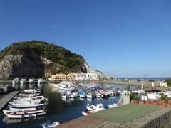 夏の優雅な南イタリア周遊旅行♪ Vol335(第18日) ☆Isola d'Ischia/S.Angelo:サンタンジェロ港からカプリ島へ優雅に出発♪