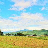 2016年 北海道 田舎風景と温泉と少しだけ駅巡りの一人旅(富良野/布部/名寄)