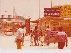 アメリカからメキシコ国境を越えると。。(1976年)