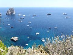 夏の優雅な南イタリア周遊旅行♪ Vol354(第18日) ☆Isola d'Capri:優雅なカプリ島の日帰り旅♪ 「Giardini d'Augusto」美しい庭園を優雅に歩く♪