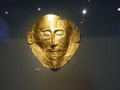 アテネ国立考古学博物館【2】黄金のミケーネ文明(紀元前16世紀~前11世紀頃)