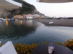 夏の優雅な南イタリア周遊旅行♪ Vol360(第18日) ☆Isola d'Ischia/S.Angelo:黄昏のサンタンジェロを優雅に歩いて♪