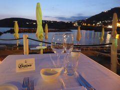 夏の優雅な南イタリア周遊旅行♪ Vol361(第18日) ☆Isola d'Ischia/S.Angelo:料理フェスティバル「Cucin Art Cibo A Regola d'Arte」優雅なディナー♪