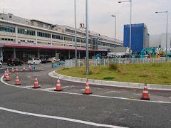 福岡空港国内線ターミナル絶賛リニューアル中 Part1