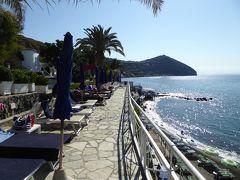 夏の優雅な南イタリア周遊旅行♪ Vol363(第19日) ☆Isola d'Ischia/S.Angelo:「Hotel Miramare Sea Resort」の「Parco Termae」で優雅な温泉バカンス♪