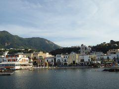 夏の優雅な南イタリア周遊旅行♪ Vol368(第19日) ☆Isola d'Ischia/Lacco Ameno:黄昏のラッコ・アメーノ♪夏休みの子供たちが遊ぶ♪