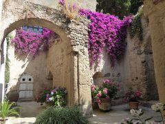 夏の優雅な南イタリア周遊旅行♪ Vol375(第20日) ☆Isola d'Ischia/Ischia Ponte:アラゴン城を優雅に鑑賞♪咲き乱れるブーゲンビリアを眺めて♪