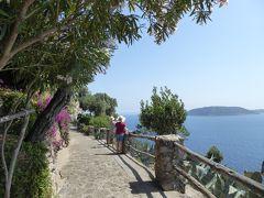 夏の優雅な南イタリア周遊旅行♪ Vol380(第20日) ☆Isola d'Ischia/Ischia Ponte:アラゴン城を優雅に鑑賞♪サボテンの庭園を眺めて♪