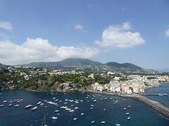 夏の優雅な南イタリア周遊旅行♪ Vol383(第20日) ☆Isola d'Ischia/Ischia Ponte:アラゴン城を優雅に鑑賞♪最後にイスキア島を眺めて♪