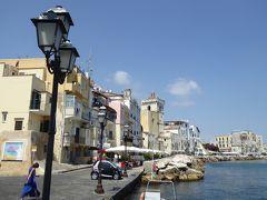 夏の優雅な南イタリア周遊旅行♪ Vol384(第20日) ☆Isola d'Ischia/Ischia Ponte:アラゴン城からイスキアポンテへ優雅に歩く♪