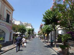 夏の優雅な南イタリア周遊旅行♪ Vol386(第20日) ☆Isola d'Ischia/Porto:ポルトのメインストリートでショッピング♪
