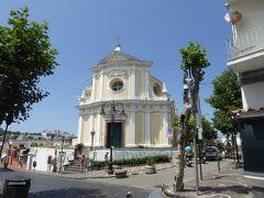 夏の優雅な南イタリア周遊旅行♪ Vol388(第20日) ☆Isola d'Ischia/Porto:ポルト港へメインストリート「コルソ・ヴイットリオ・コロンナ通り」を歩く♪