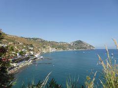 夏の優雅な南イタリア周遊旅行♪ Vol390(第20日) ☆Isola d'Ischia/S.Angelo:「Hotel Miramare Sea Resort」の「Parco Termae」へ優雅に歩く♪