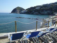 夏の優雅な南イタリア周遊旅行♪ Vol391(第20日) ☆Isola d'Ischia/S.Angelo:「Hotel Miramare Sea Resort」の「Parco Termae」優雅な温泉バカンス♪