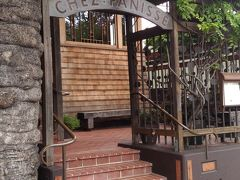 憧れのChez Panisseへ! in Berkeley