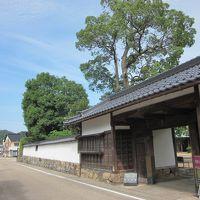 但馬・和田山から出石 城下町に囲まれた温泉と武家屋敷をぶらぶら歩き旅