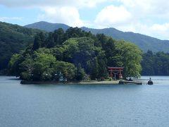 海の無い長野県の島に行ってみた