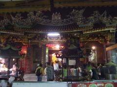 台湾旅行 (台南:南化水庫・新竹) 2007/11/12-13