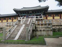 古都慶州 仏国寺と大陵苑 (天馬塚)と国立博物館