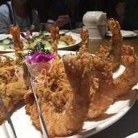 台湾オフ会No.12豪華フルコースの食卓
